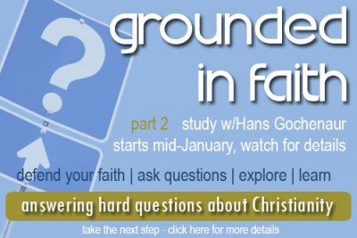 Grounded in Faith